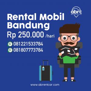 Daftar Tempat Wisata di Bandung Harga sewa mobil murah dan terjangkau, pilihan kendaraan beragam, bahan bakar irit, transmisi manual/otomatis, mobil keluaran tahun terbaru yang nyaman. Syarat mudah, bisa lepas kunci, bisa untuk taksi online, perusahaan, atau pribadi. Kami juga melayani penitipan kendaraan untuk di sewakan & agen rental mobil hubungi 081221533784 / 081807773784