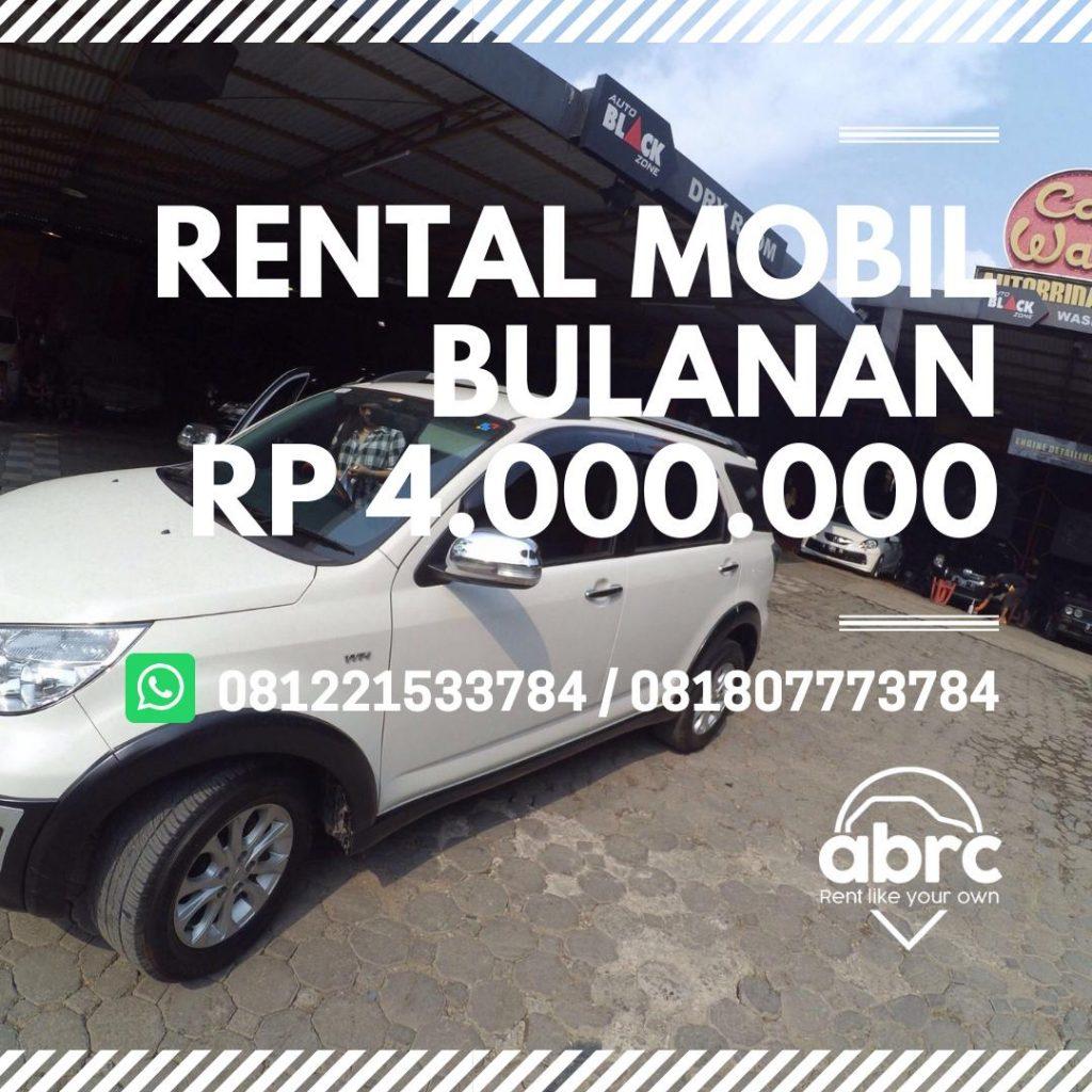 Rental Mobil Bulanan Murah di Bandung